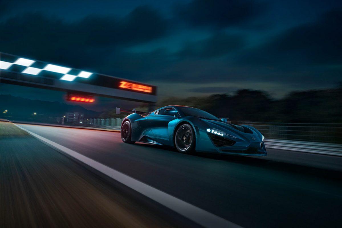 ArcFox GT Race Edition by Philipp Rupprecht