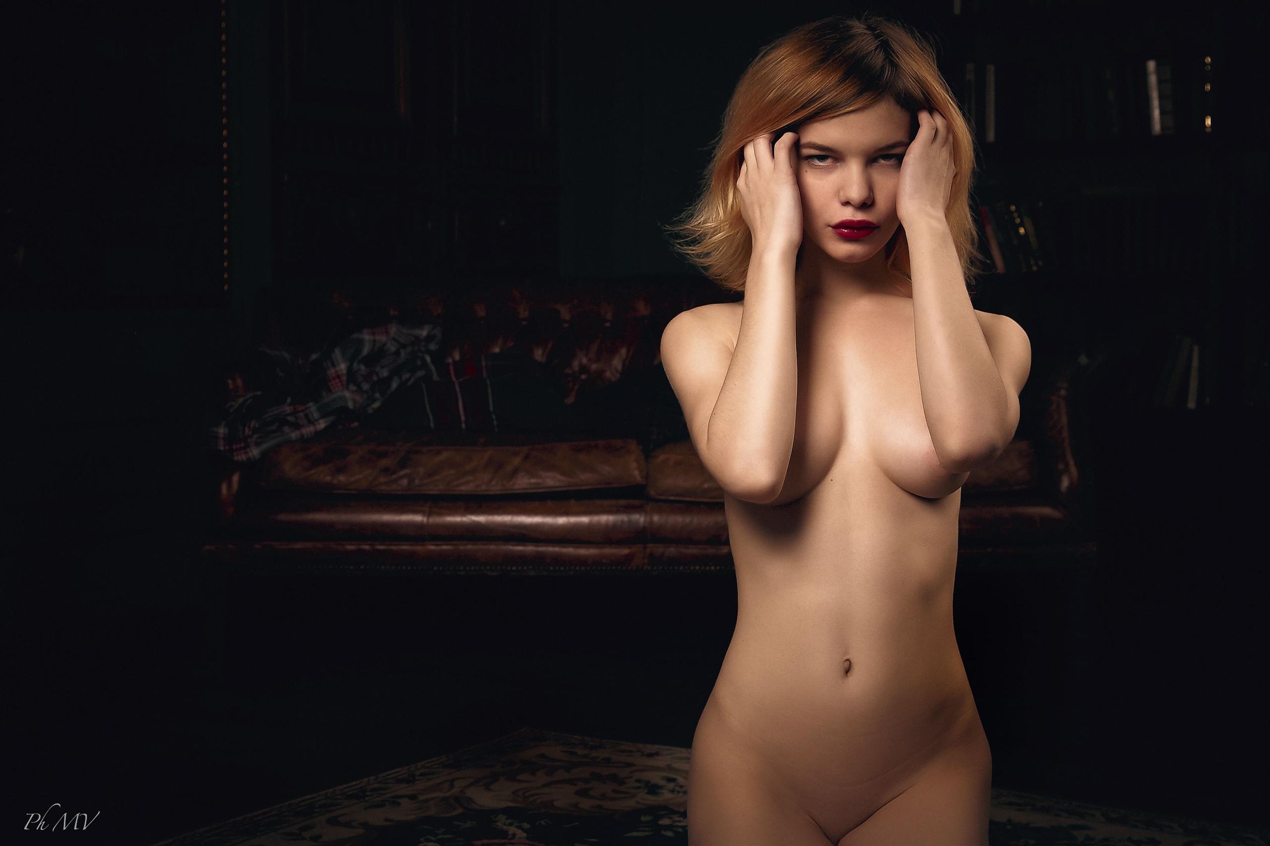 Maria Zaitseva by Maik Voznik II (NSFW)