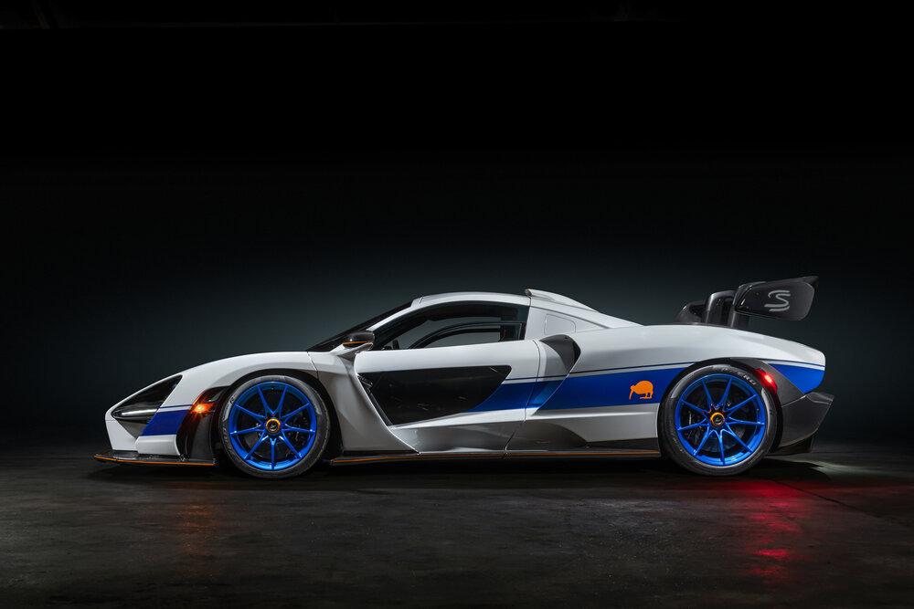 McLaren Senna Project by Jeremy Cliff