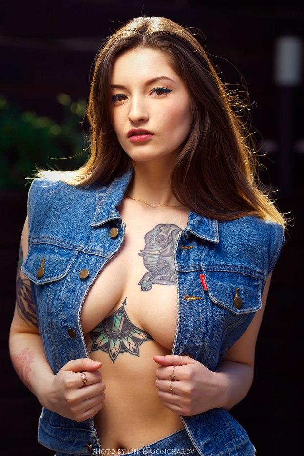 Valeri Gumeniuk (Valeria Yakisel) by Denis Goncharov (NSFW)