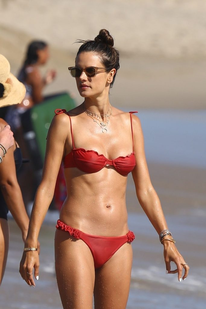 Bikini-Clad Alessandra Ambrosio Looks Perfect Without Even Trying Hard gallery, pic 53