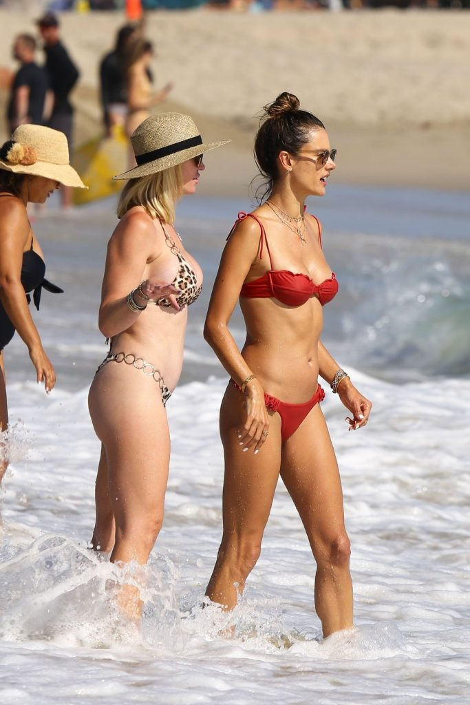 Bikini-Clad Alessandra Ambrosio Looks Perfect Without Even Trying Hard gallery, pic 55