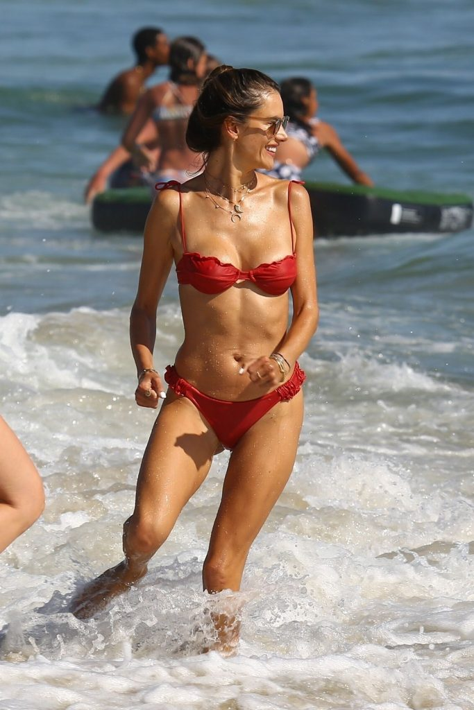 Bikini-Clad Alessandra Ambrosio Looks Perfect Without Even Trying Hard gallery, pic 95