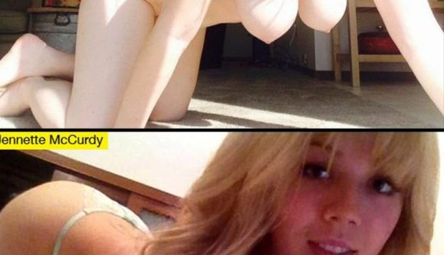 Fappening Photos Featuring Jennette McCurdy Going on All Fours