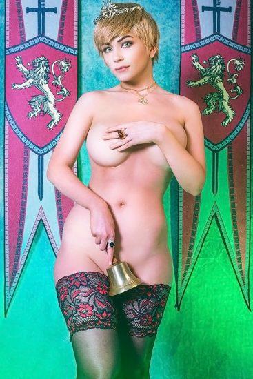 nude Danielle Beaulieu as cersei