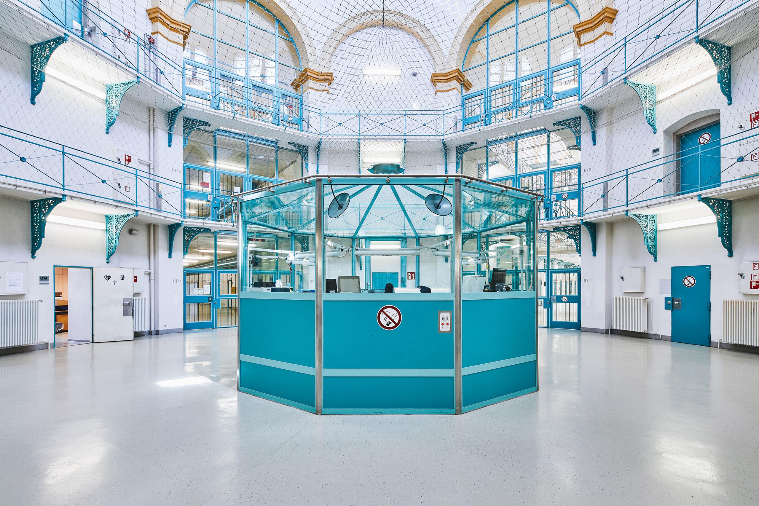 Geman Prisons JVA Series by David Altrath