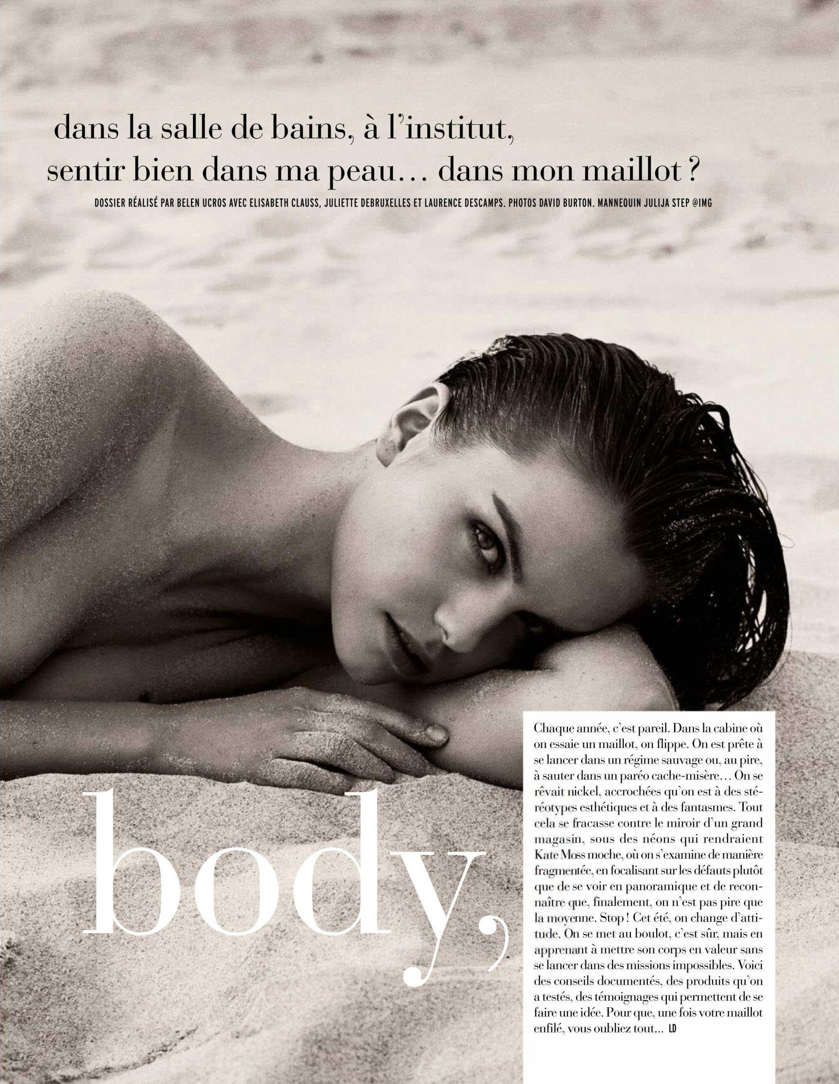 Julija Steponaviciute Topless 14 TheFappening.nu