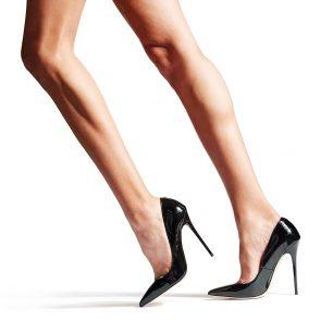 Cara Delevingne feet in heels