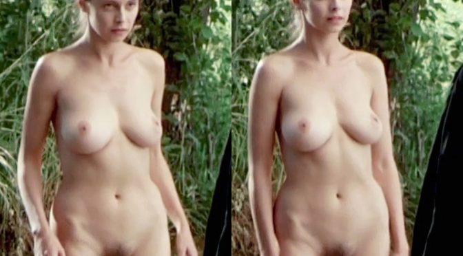 "Renata Dancewicz Full Frontal Nude Scene From ""Devilish Education"""