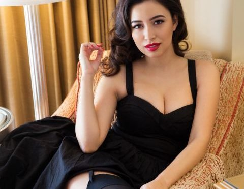 Collection of Sexy Christian Serratos Pictures Available in High Quality