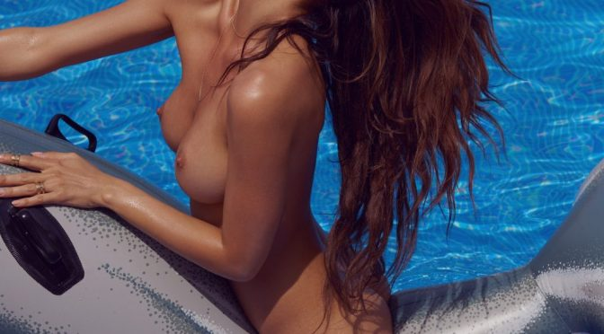 Unmissable Veronika Klimovits Photoshoot for Playboy