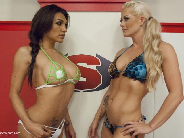 JessyDubai - Ultimate Sex Fight Championships Pt1