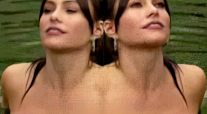 Sofia Vergara Topless Nude Scene Enhanced