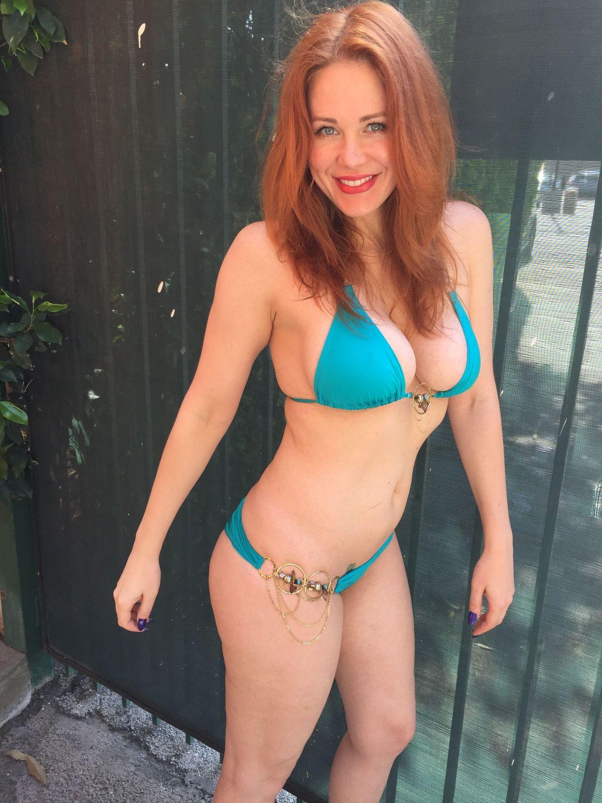 Maitland Ward in Bikini 2 TheFappening.nu