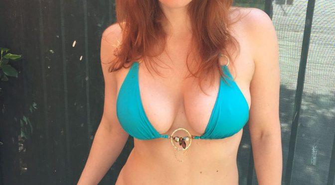 Maitland Ward Bikini