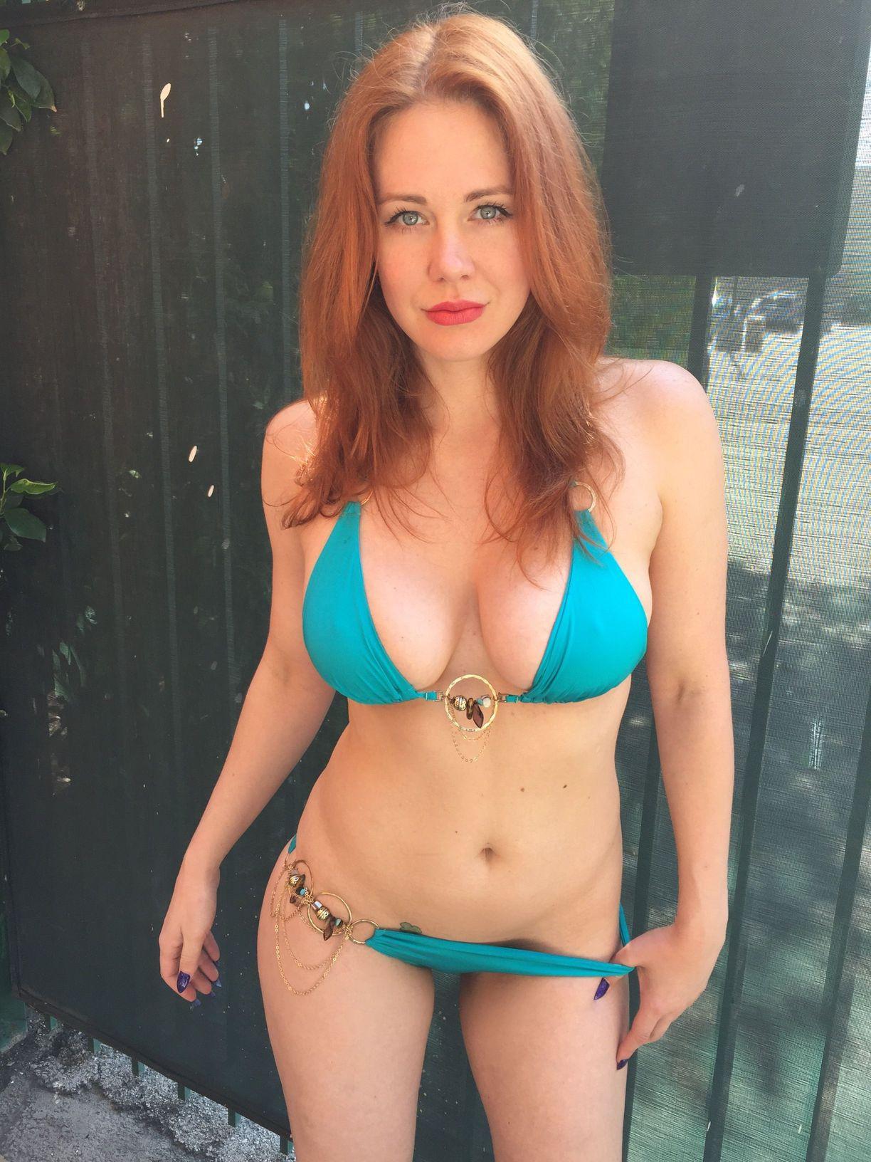 Maitland Ward in Bikini 3 TheFappening.nu