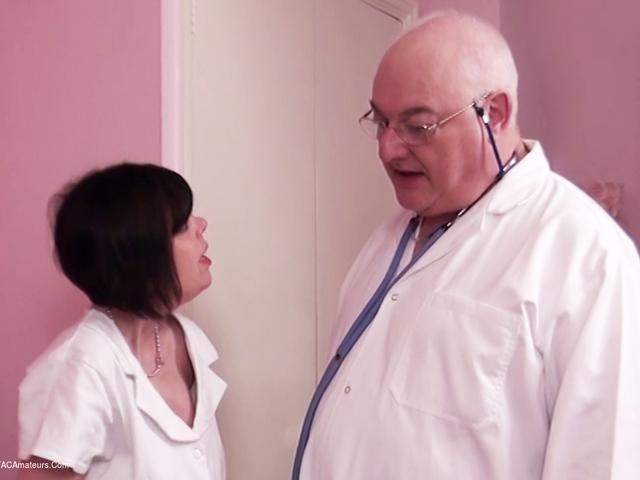 DirtyDoctor - Nurse Kims Examination