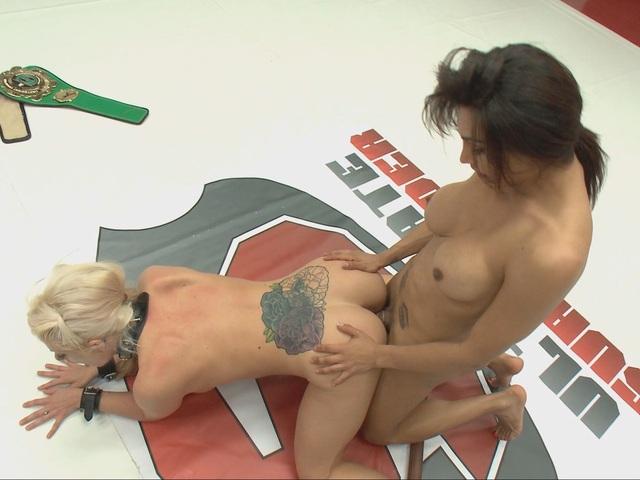 JessyDubai - Ultimate Sex Fight Championships Pt4