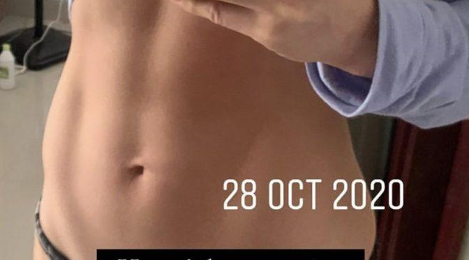 Gillian Goh Nude Breast