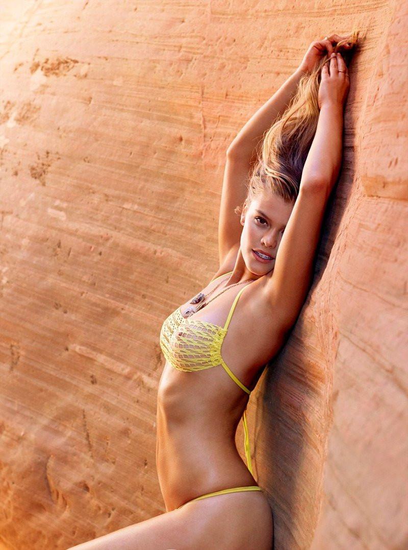 Nina Agdal in Transparent Bikini 01 TheFappening.nu