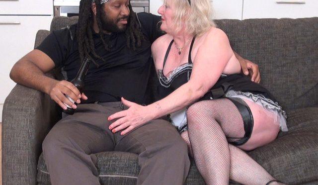Fifi The Maid Meets Roc Pt1
