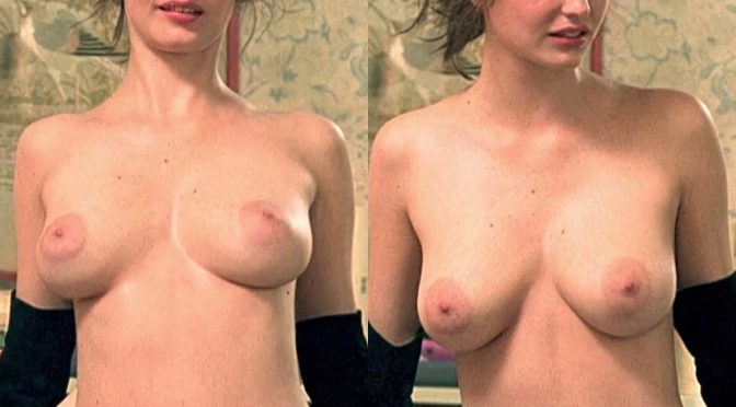 """Eva Green Full Frontal Nude Scenes From """"The Dreamers"""" Enhanced In 4K"""