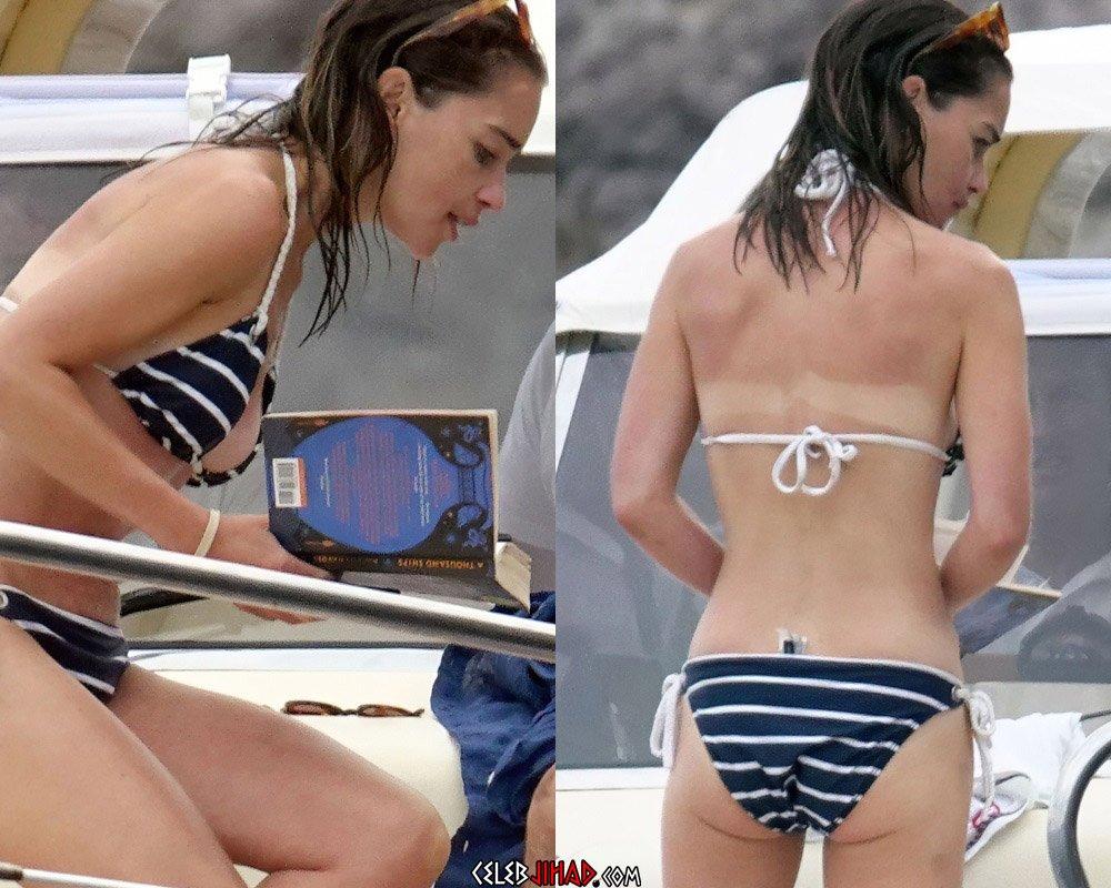 Emilia Clarke skinny