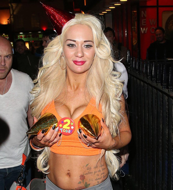 Josie Cunningham Topless 16 TheFappening.nu