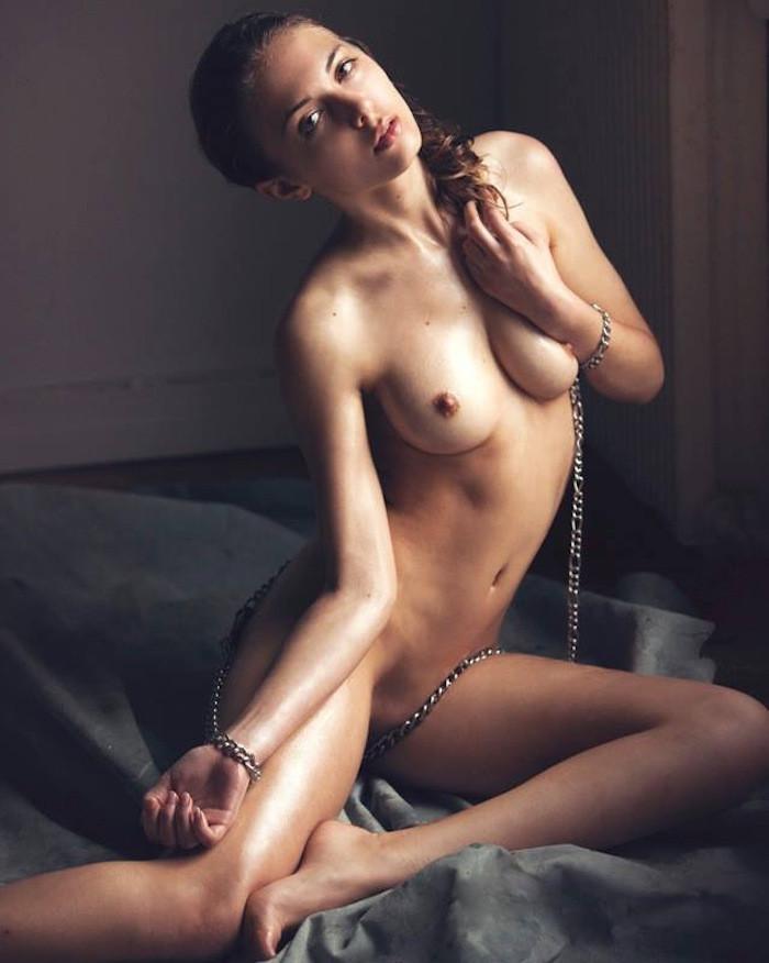 Klaudia Brahja Naked 1 TheFappening.nu