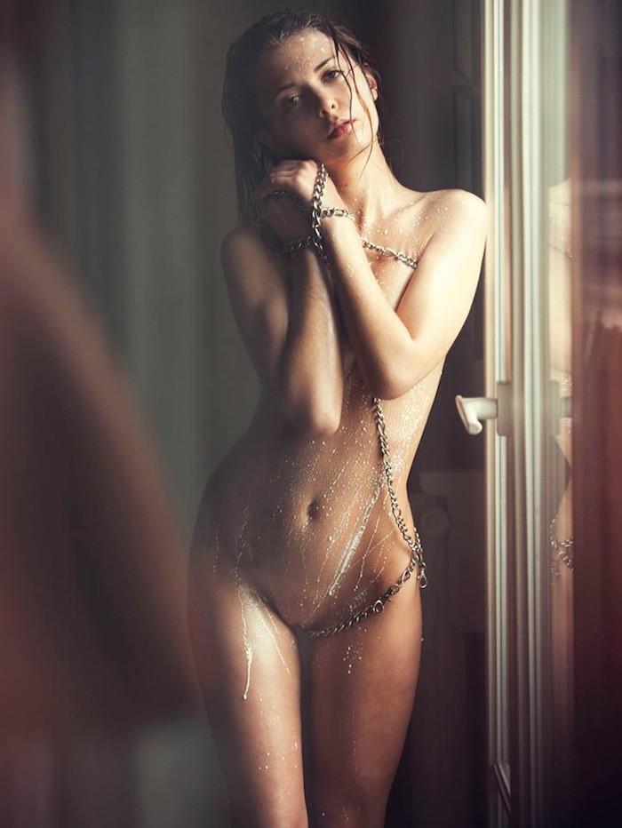 Klaudia Brahja Naked 6 TheFappening.nu