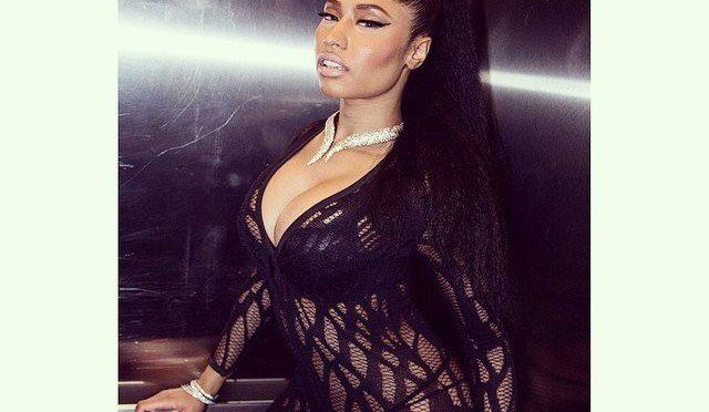 Nicki Minaj Sexy Photos