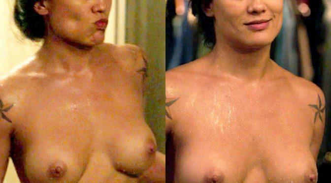 Nadine Nicole Nude Scenes Complete Compilation