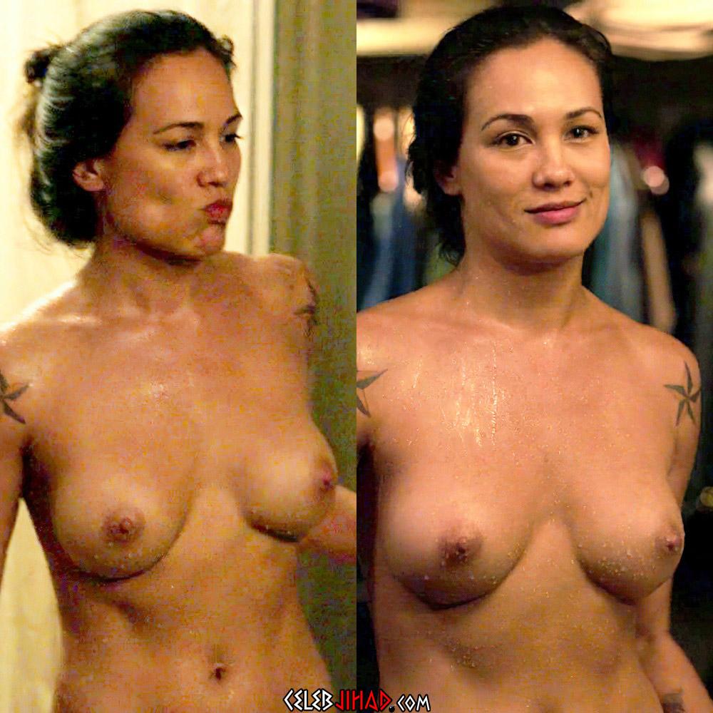 Nadine Nicole nude