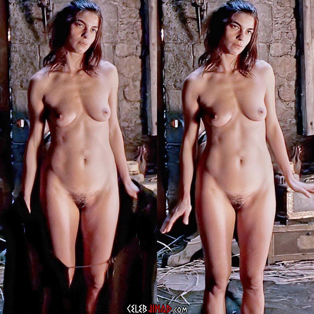 Natalia Tena nude