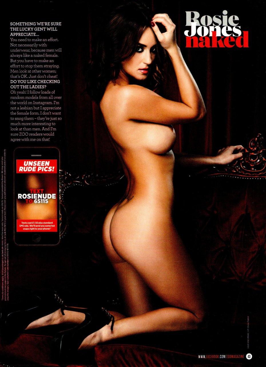 Rosie Jones Naked 15 TheFappening.nu