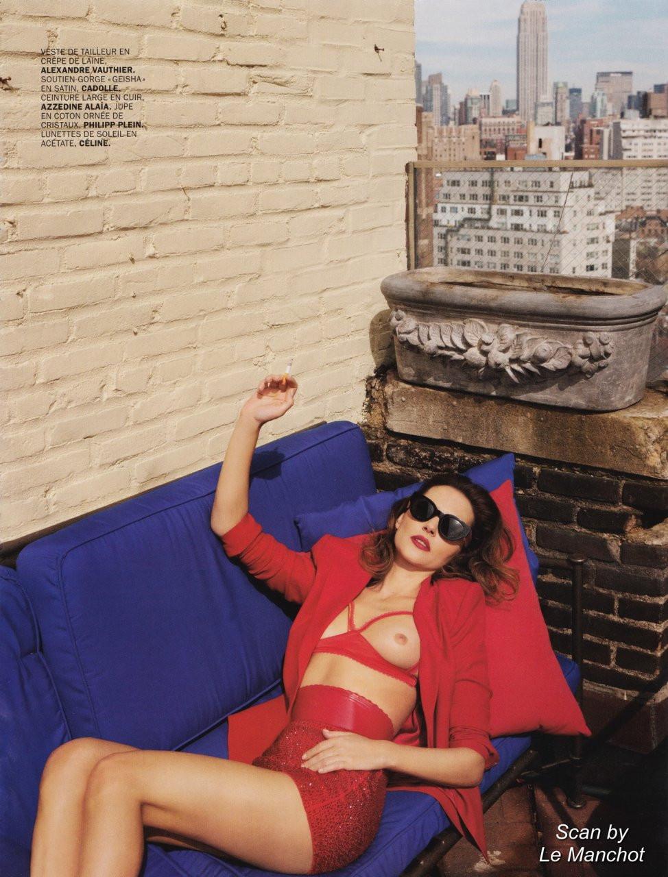 Virginie Ledoyen Topless 04 TheFappening.nu