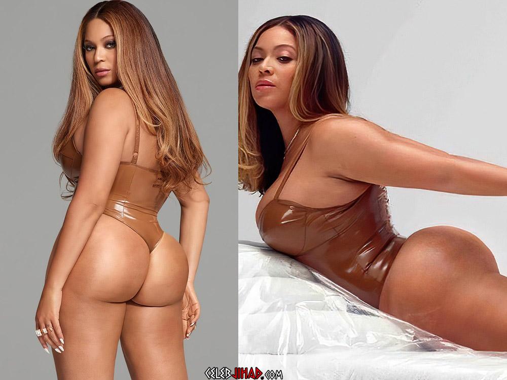 Beyonce ass thong