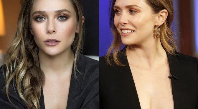 Elizabeth Olsen Blowjob Eyes Sex Scene