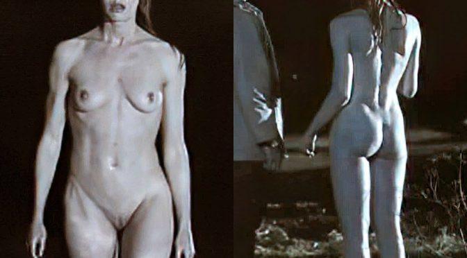 "Johanna Adde Dahl Full Frontal Nude Scene From ""Sacrifice"""