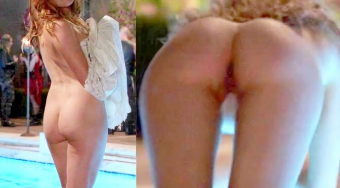 Maggie Grace Nude Pussy And Butthole Enhanced