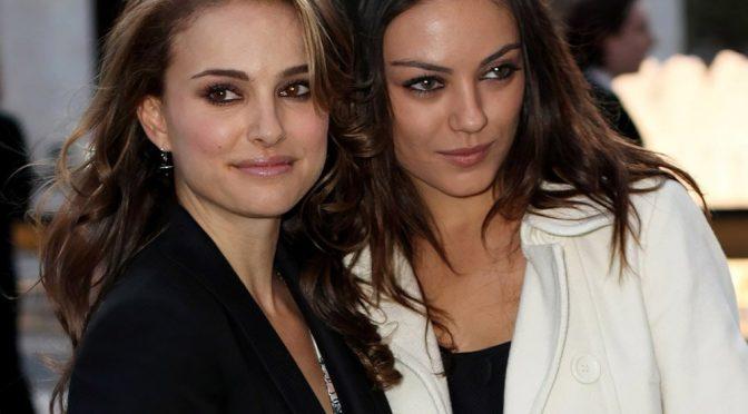 "Natalie Portman & Mila Kunis Sex Scene From ""Black Swan"" Enhanced In 4K"