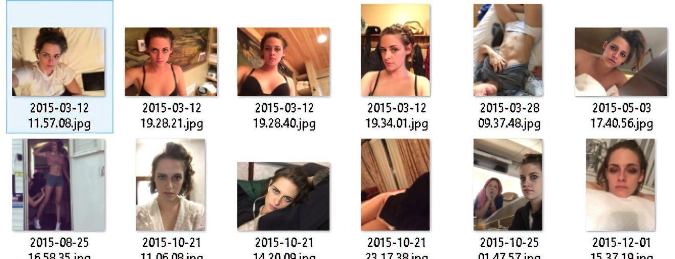 Kristen Stewart Nude Leaked 222 fappenings.com