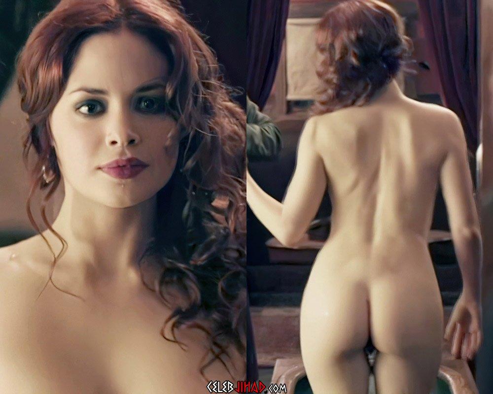 Conor Leslie nude