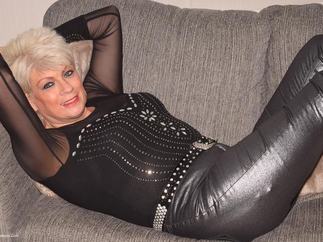 Dimonty - Black Leather Trousers Pt3