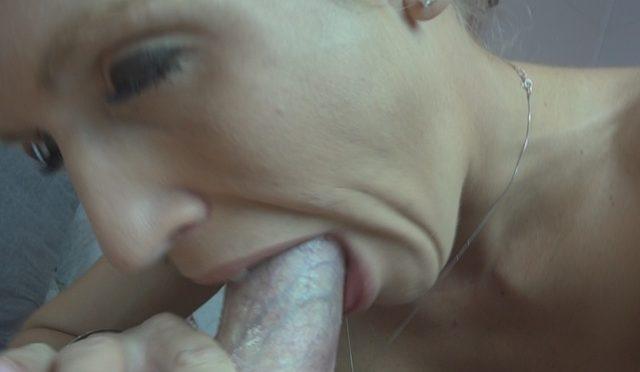 Ass fucked cum swallowing slut pt2