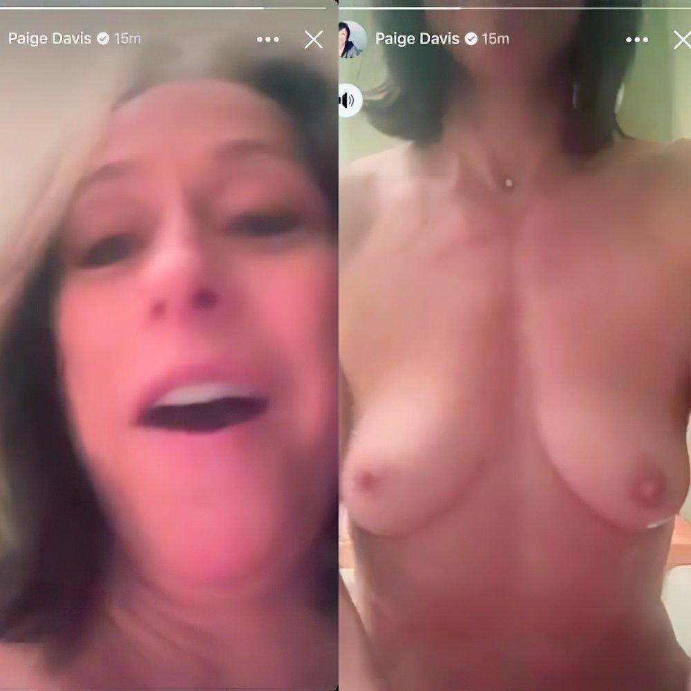 Paige Davis nude