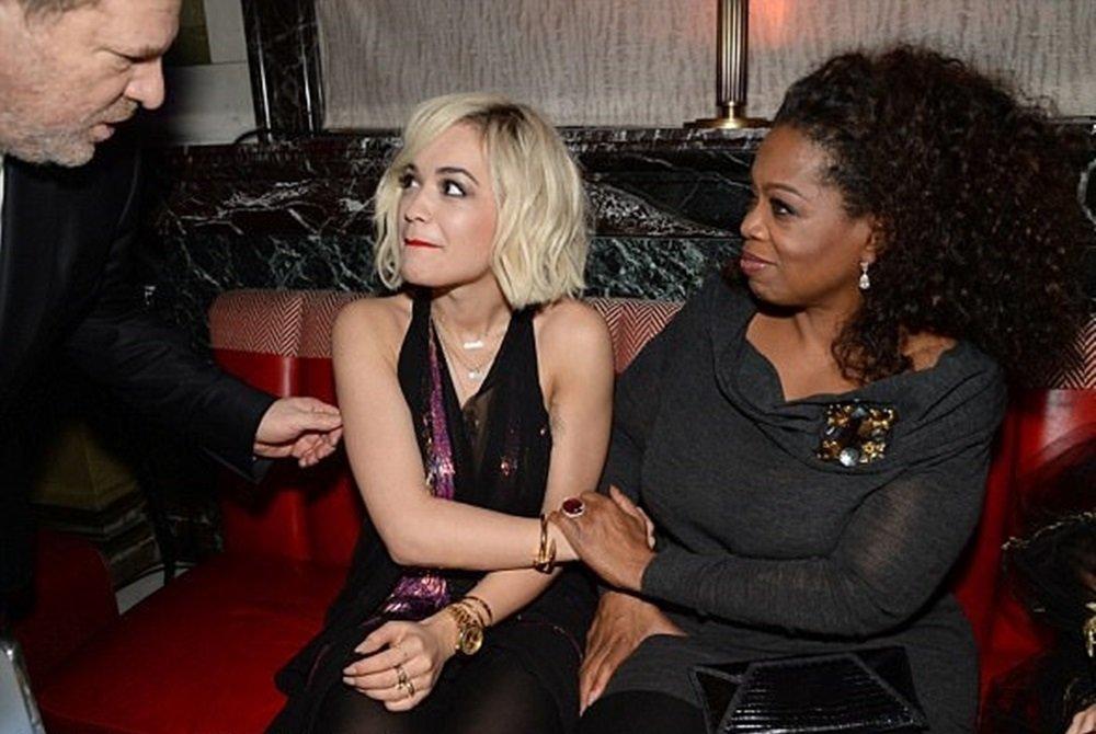 Rita Ora Oprah