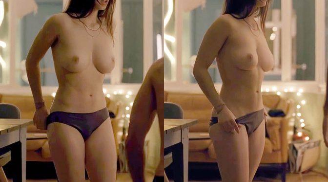 "Vivien Konig Nude Debut In ""Even Closer"""
