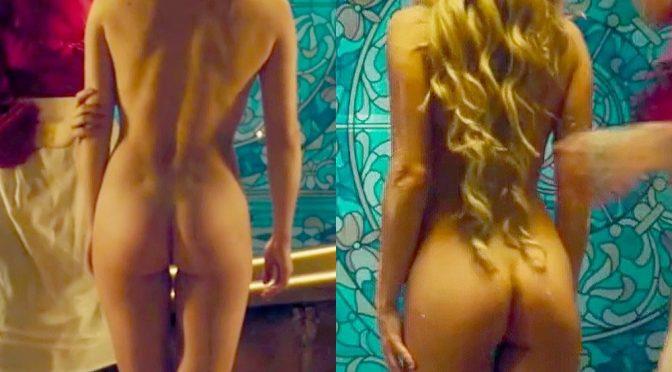 """Alesya Romanova Nude Scene From """"Viddana"""""""