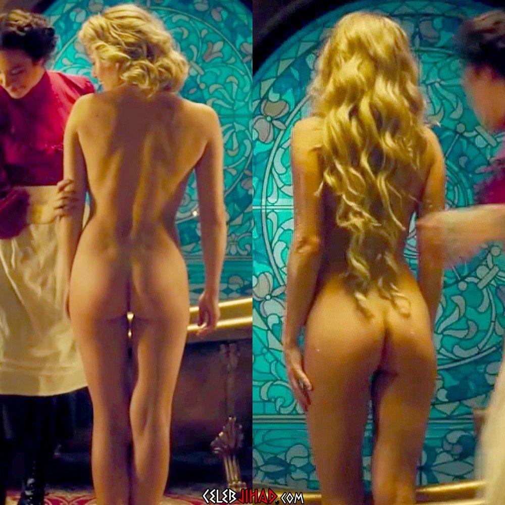 Alesya Romanova nude